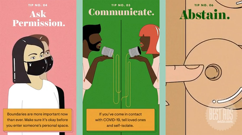 Best Ad of the Day: Playboy 'Practice Safe Six' via Preacher