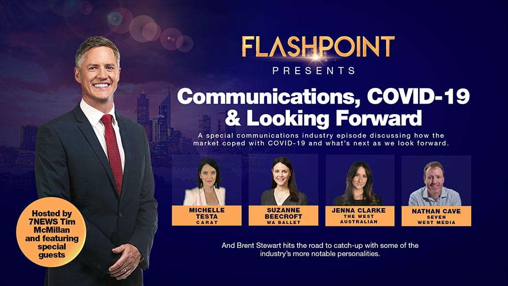 Seven West Media WA releases Flashpoint special for the WA communications industry