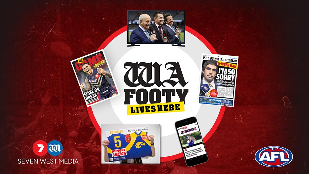 AFL season returns from June 11 with comprehensive coverage on Seven West Media WA