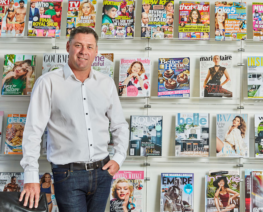 Bauer Media sells its Australian publishing business to Mercury Capital