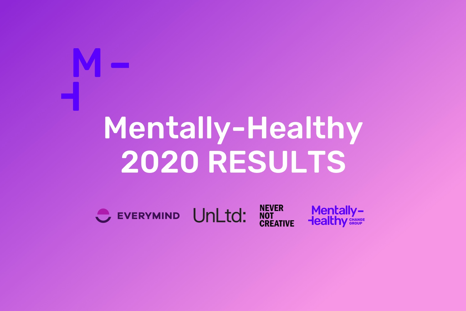 Mentally Healthy to reveal latest study results next Tuesday 7 July; New Asking for a Friend session set for tomorrow Thursday 2 July