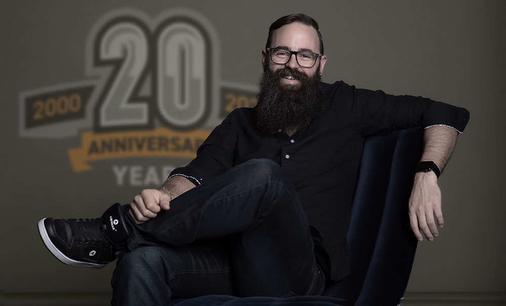 Jack in the box celebrates 20 years of creativity, imagination and doing things differently