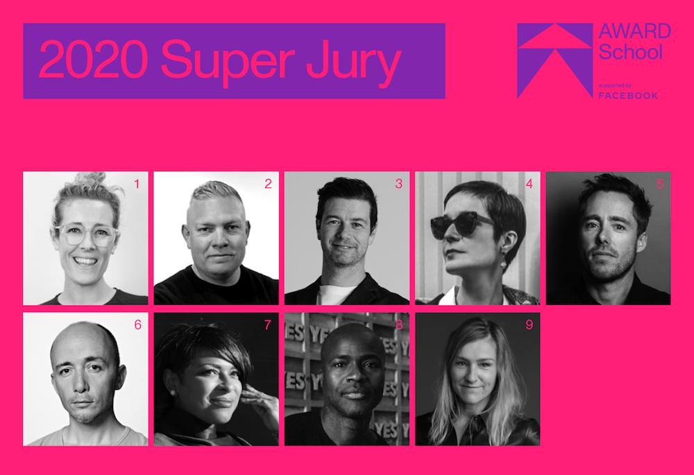 AWARD School Super Jury 2020 announced