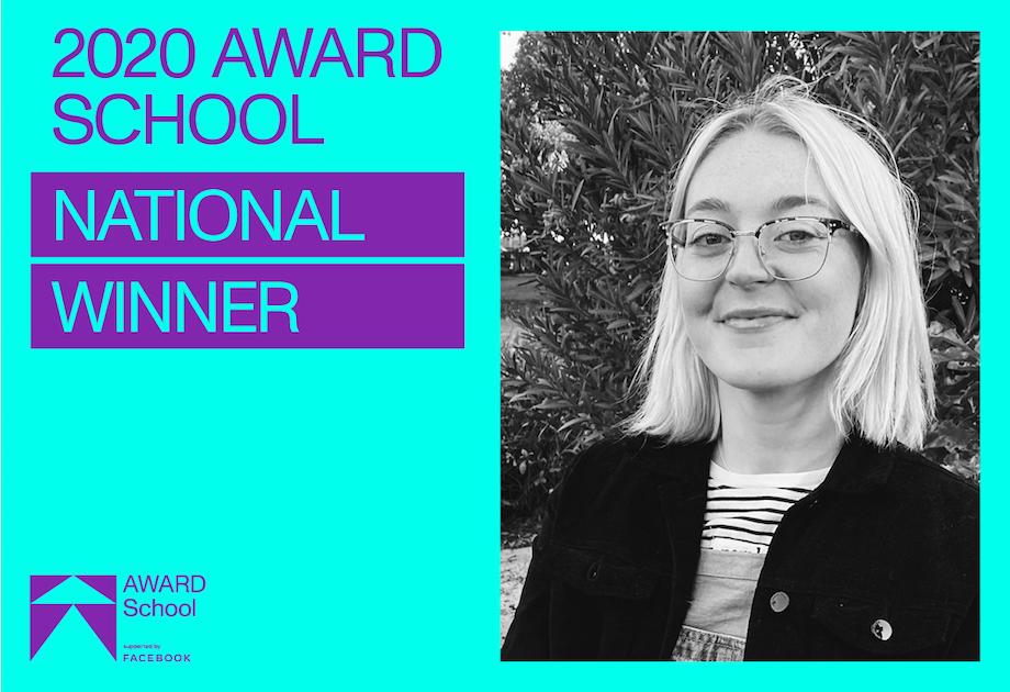 Western Australia's Oli Nicholson crowned AWARD School 2020 National Top Student