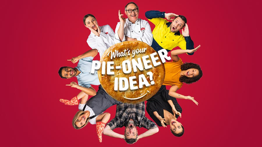 MRS MAC'S SEEKS PIE-ONEERING IDEAS IN LATEST CAMPAIGN FROM DIGITAL AND CREATIVE AGENCY FIREFLY