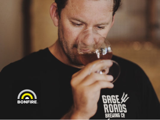 Gage Roads Brewing Co. shores up Market Position with Bonfire Engagement