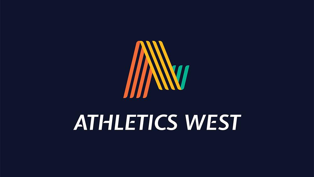 Little Athletics WA and Athletics WA unify under new Athletics West brand by Anthologie