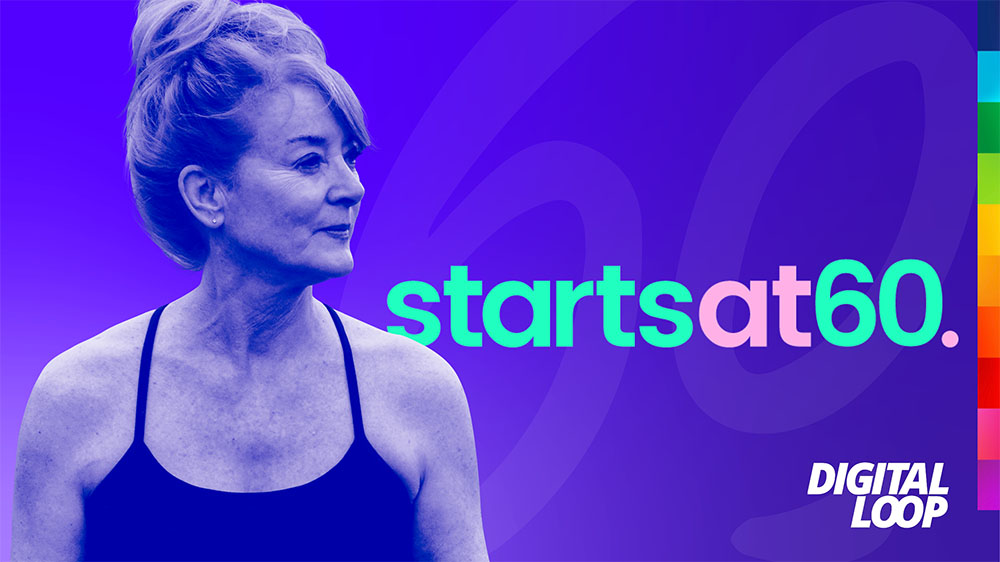 Digital Loop partners with Starts at 60, Australia's #1 digital media brand for over-60s