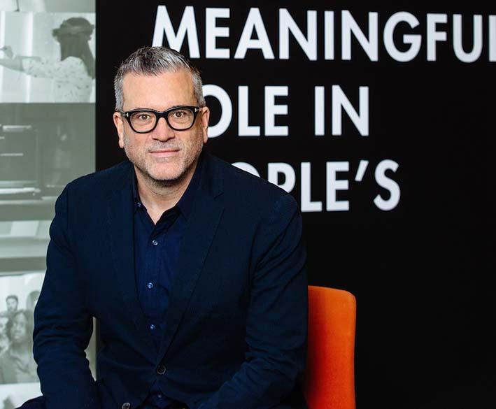 Australia's Matt Eastwood named one of four global Influencers of the year by Creativepool; six Aussies, three Kiwis make the Top 100 list