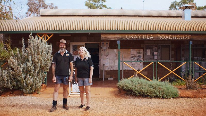 Vollebak prepares for life on Mars in the Aussie outback in new campaign via Scoundrel