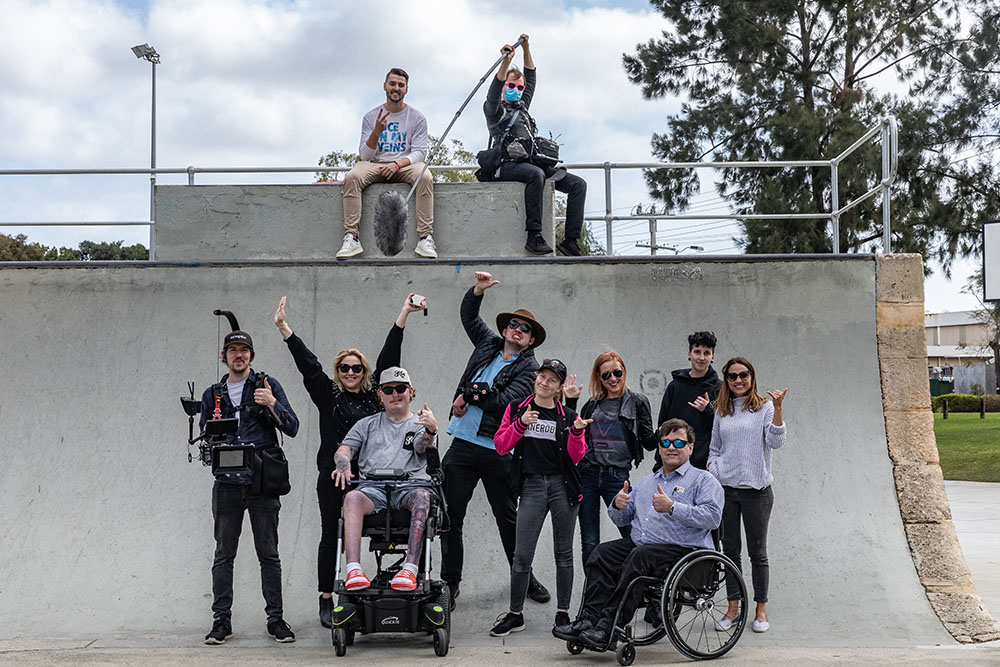 Rhythm Content produces 'Different Lens' Disability-Led Short Documentary Series