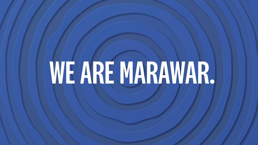 BLOCK CELEBRATES MARAWAR'S 'RIPPLE EFFECT' ON INDIGENOUS COMMUNITIES WITH A NEW BRAND IDENTITY AND POSITIONING