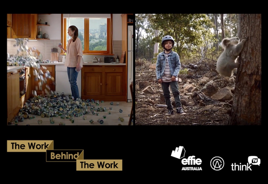 Effies 2020 The Work Behind The Work: a look under the bonnet of Australia's most effective ad campaigns