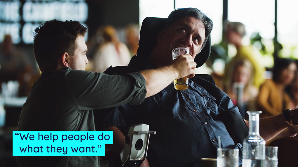 Firefly launches new 'More Than You Think' campaign seeking young workers for WA's disability services sector