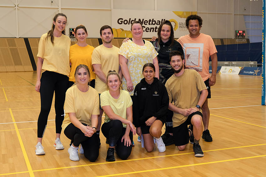 Agencies crowned industry netball champions at the inaugural UnLtd Shooting Stars Cup