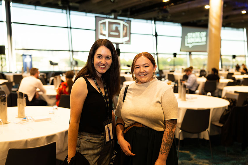 Australia's brainiest social media conference State of Social wraps up for another year