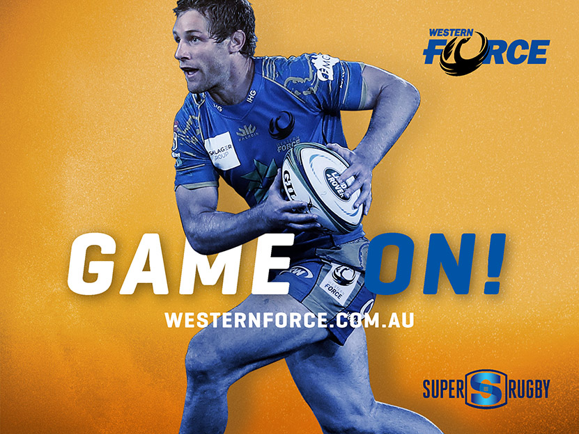 Rare appointed to the Western Force account