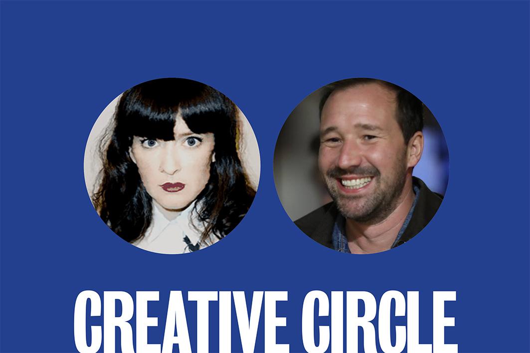 Creative Circle: Rikki Burns + Dav Tabeshfar