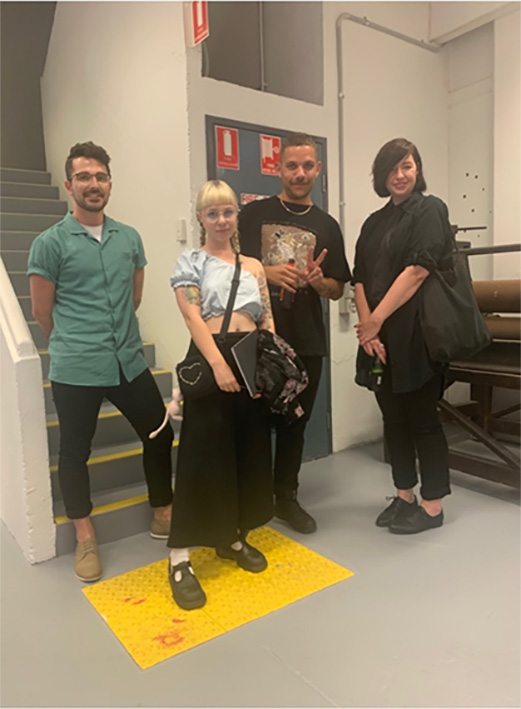 NM TAFE highlights the industry's future talent at 'Destination Art & Design' graduate exhibition
