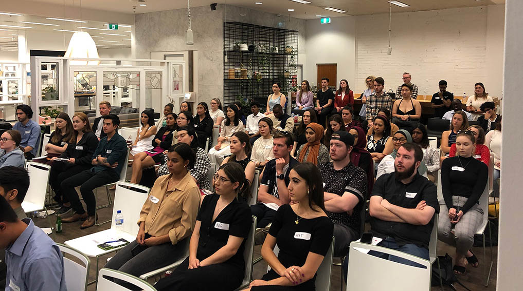 Advertising Council Australia hosts 'Get a taste of Advertising' event for WA Students