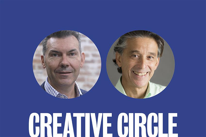 Creative Circle: Malcolm MacLean + Ron Samuel