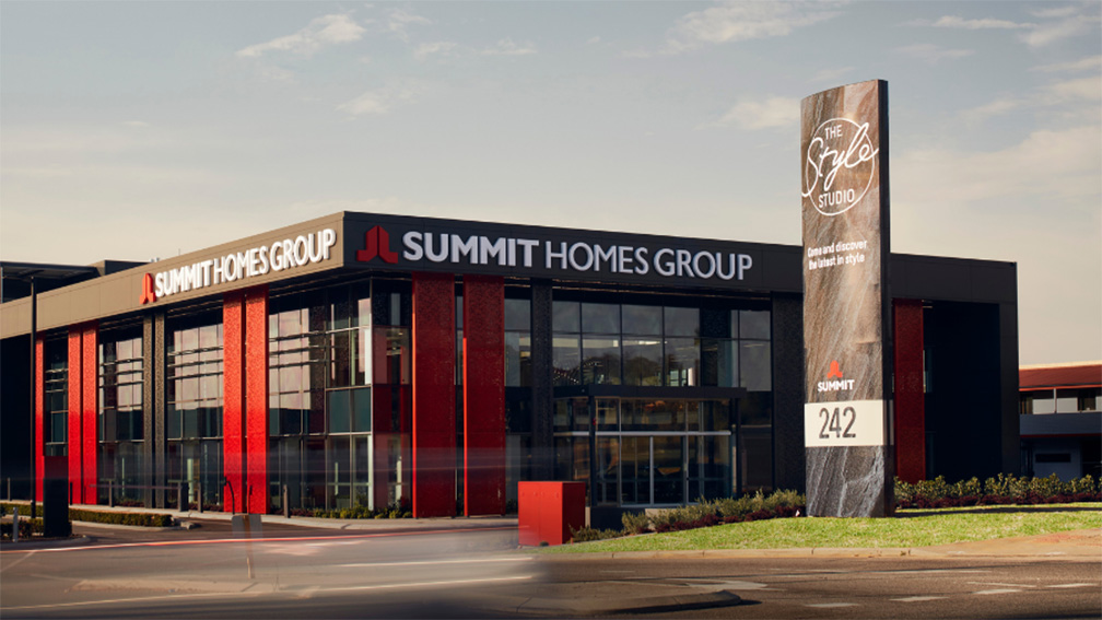 Match & Wood lands Summit Homes Group media business