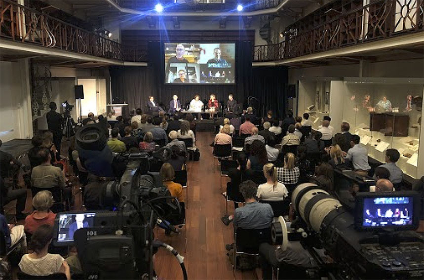 Lush – The Content Agency live streams global architecture symposium from WA Museum