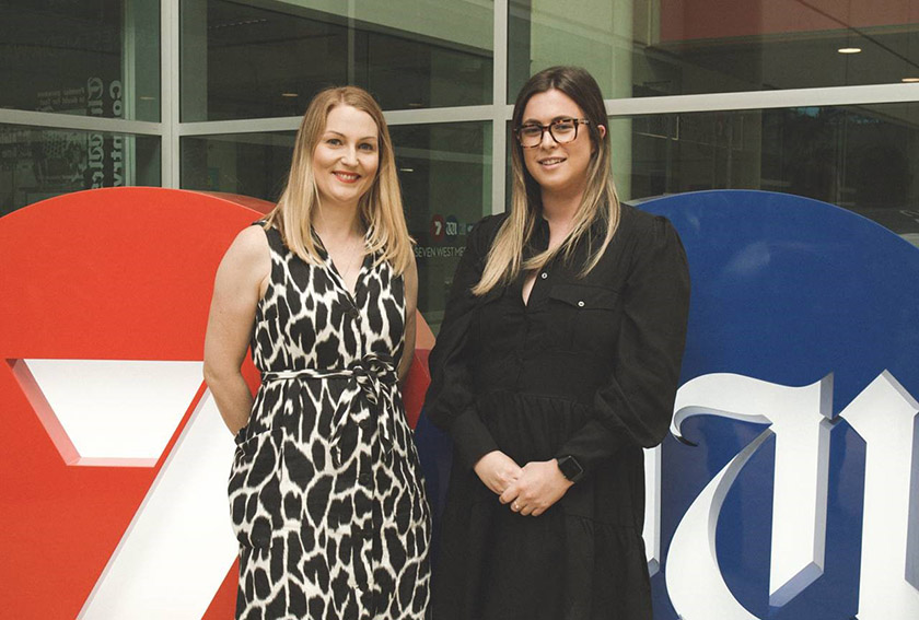 Seven West Media adds Alicia Campbell and Lana Blanchard to their sales team