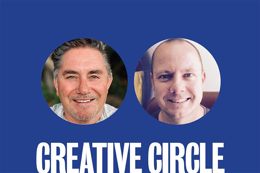 Creative Circle: Andrew Tinning + Tom Wilson