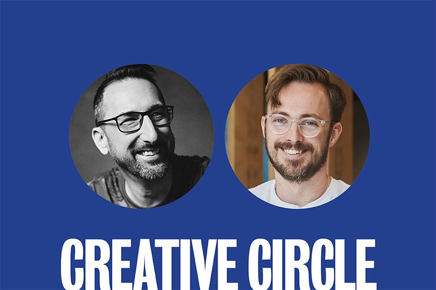 Creative Circle: Stef Langton + Lachy Banton