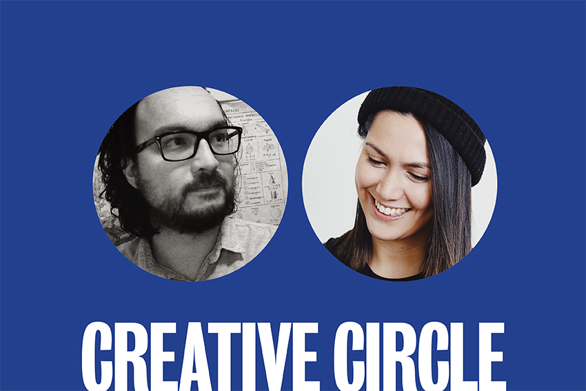 Creative Circle: Maurice Melchers + Wilora Keeley