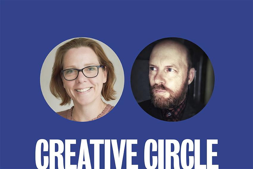 Creative Circle: Liz Hammond + Allan Myles