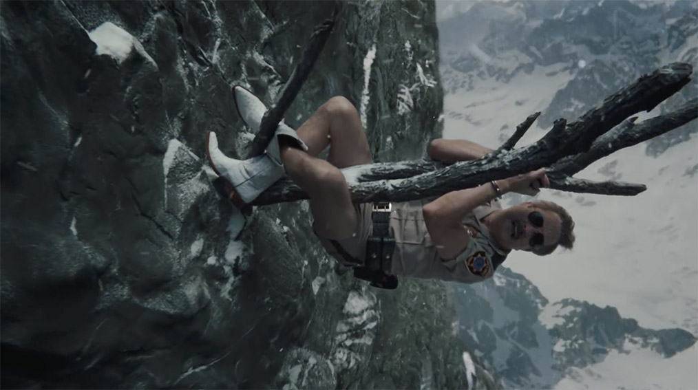 Seen+Noted: Droga5 New York teams up with actors, athletes, cartoons and more for this Paramount+ Journey to the Peak Super Bowl campaign