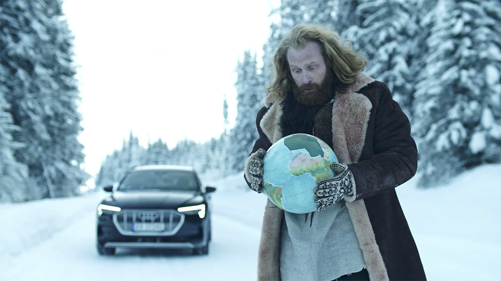 Seen+Noted: Audi Norway responds to Will Farell's anti-Norway rant in hilarious new campaign
