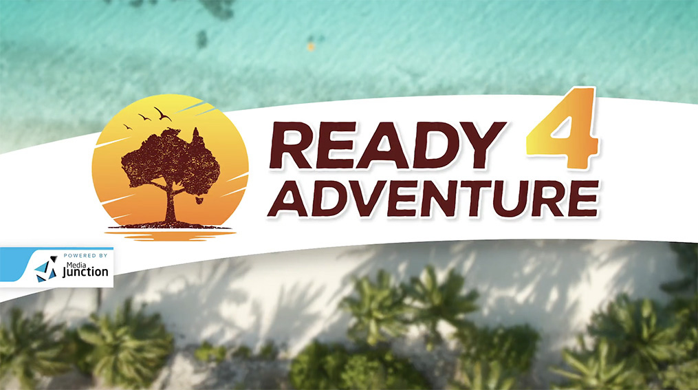 Ready 4 Adventure comes to life with a new TV series to launch on Nine