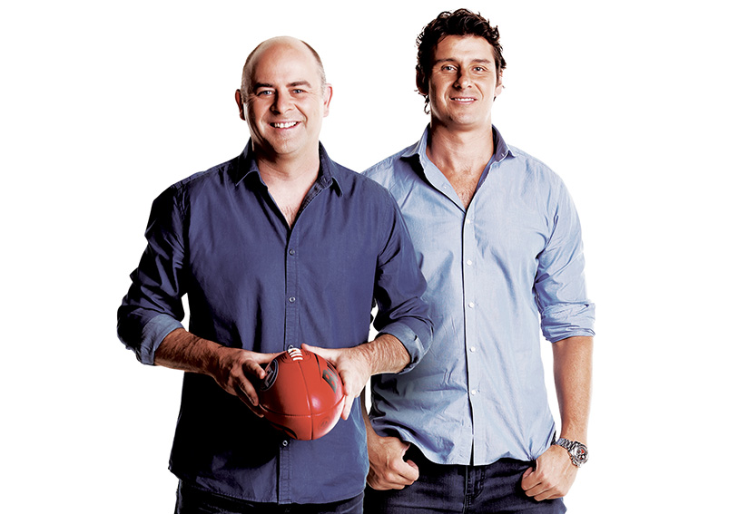 Lachy Reid and Andrew Embley join 92.9 Triple M's rush hour WA