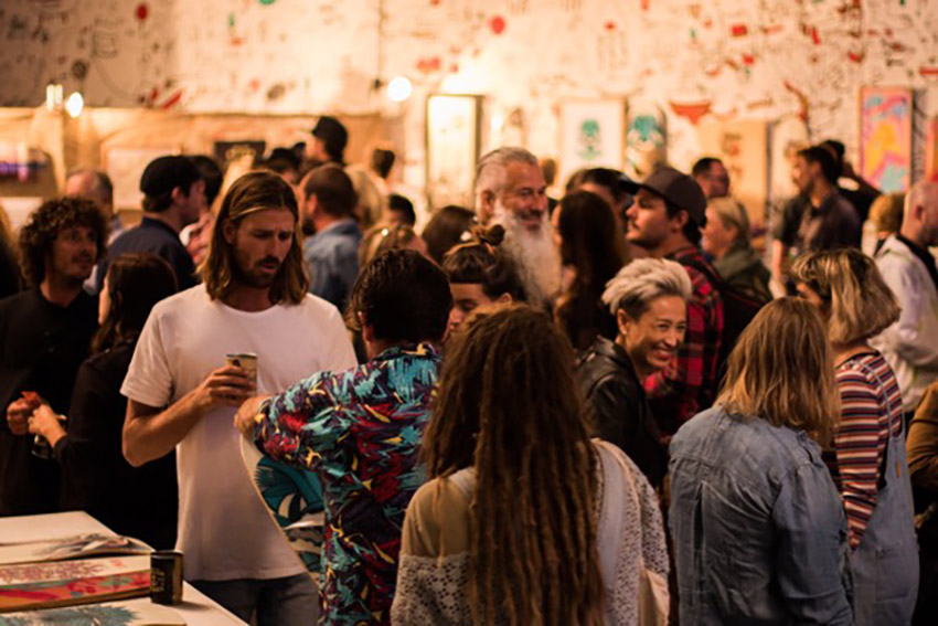 Make space for an epic Emergence Creative Festival program: June 9 to 11 in Margaret River