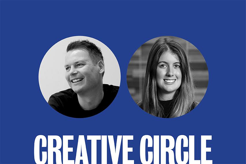 Creative Circle: Bryan Dennis + Ellen Treharne