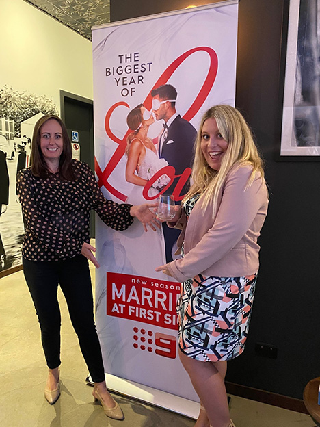 Good Times: Nine's Married At First Sight preview