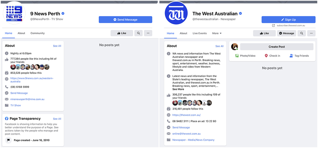 Facebook to end Australian news ban and will restore news pages over coming days