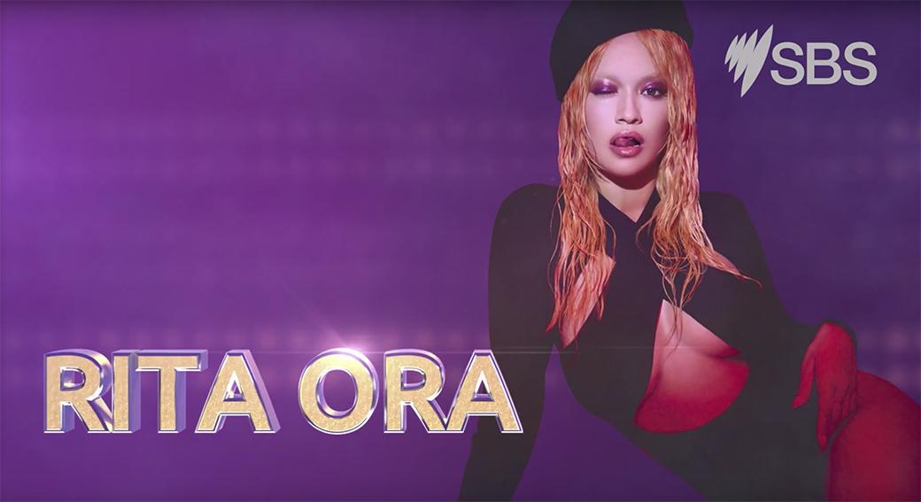 Rita Ora leads SBS & NITV's epic Mardi Gras line-up – Saturday March 6