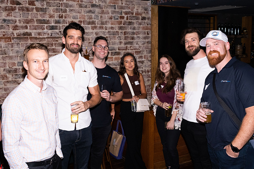 Social Media Perth hosts their first #SMPerth Drinks event of the year