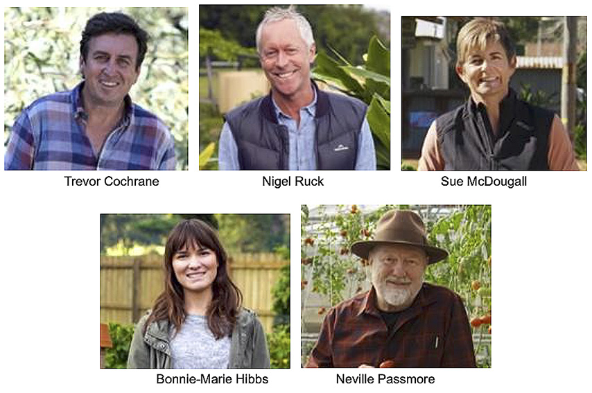 Nine's The Garden Gurus returns for 40th series