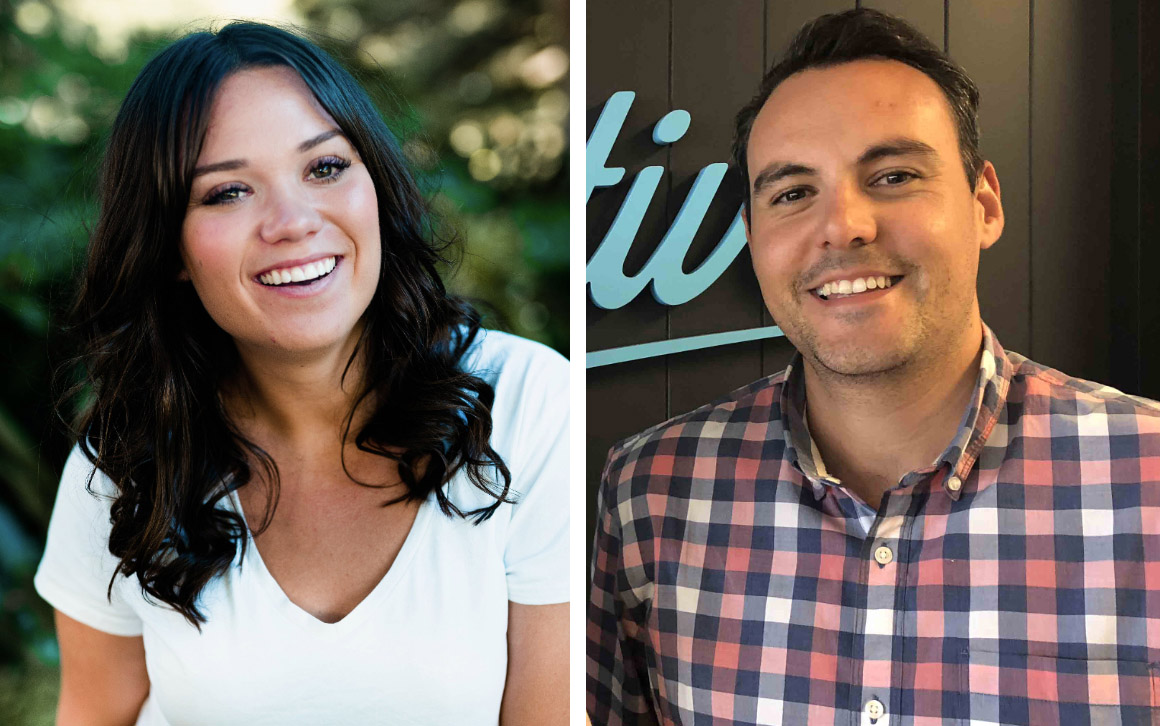 Steve Hare and Brianna Wells lead new senior hires at Initiative Perth