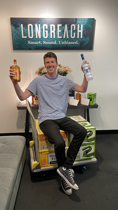 Longreach's Luke Driscoll is crowned the king of cricket taking out top spot in Seven West Media's Pick 11 competition