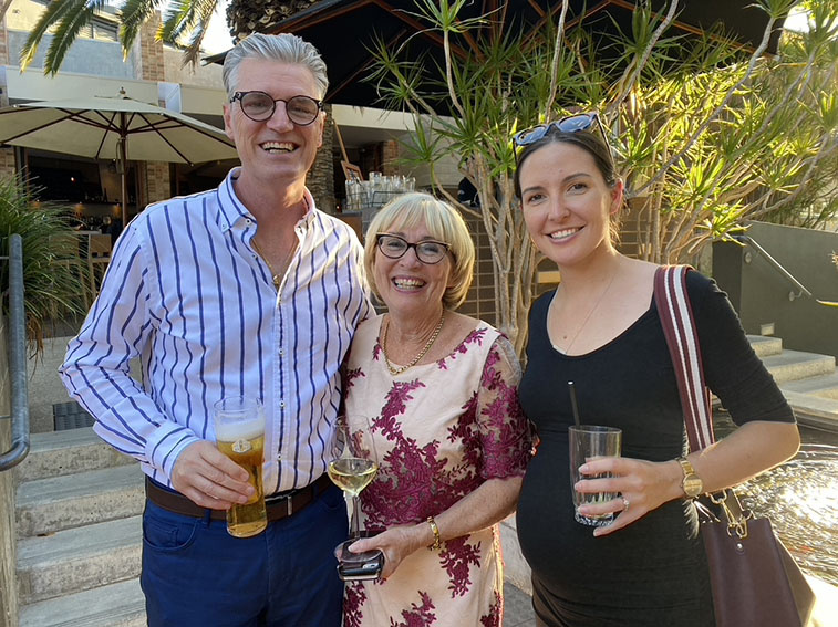 Debra Neve celebrates 40 years in Perth advertising
