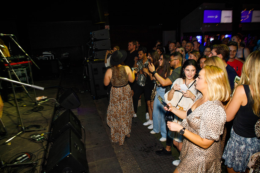 303MullenLowe's 'The Sharon Stones' tops the charts at Youngbloods' Battle of the Bands