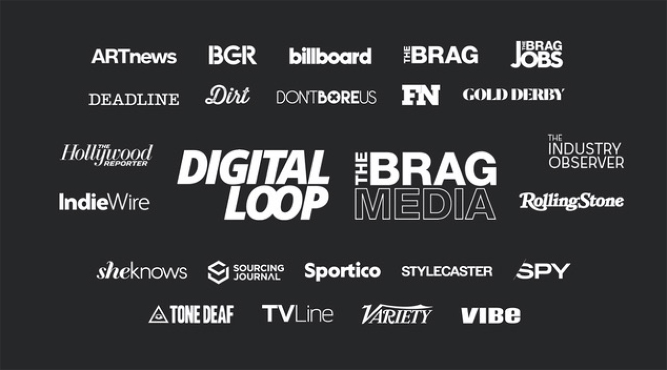 The Brag Media and Digital Loop announce new landmark deal with prominent media brands