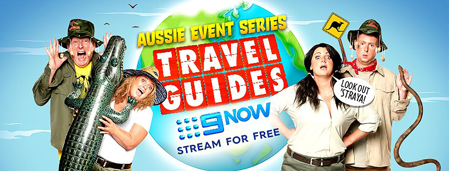 Travel Guides returns to show you one person's heaven and another's hell on Wednesday April 14