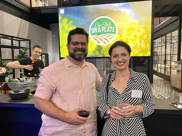 Guru Productions + Channel 9 serve up fifth series of Our State On A Plate